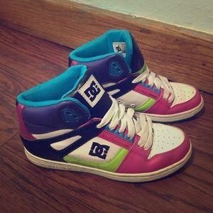 DC shoes - neon - Women's